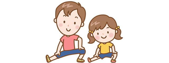 「子どもの能力遺伝子検査」ではお子さんの運動能力がわかる!